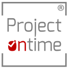 Projectontime - Klinisches Projekt- und Changemanagement Logo